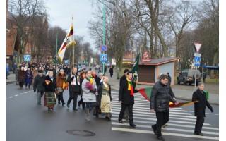 Palanga sveikino Lietuvos valstybę su 96-uoju gimtadieniu