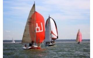 Šventosios uosto regata vėjo pagailėjo