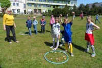 Mokyklų draugystė ir sportiniai žaidimai
