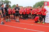 Palangoje – legendinio Olandijos futbolo klubo vasaros stovykla