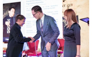 "Mantas Leonardo Lizzi – 2017 metų ""Lietuvos Maximalistas"""