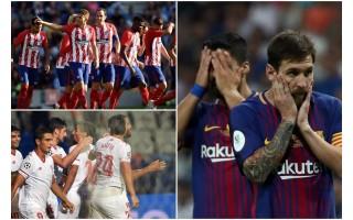 Kas laimės Ispanijos futbolo čempionatą?
