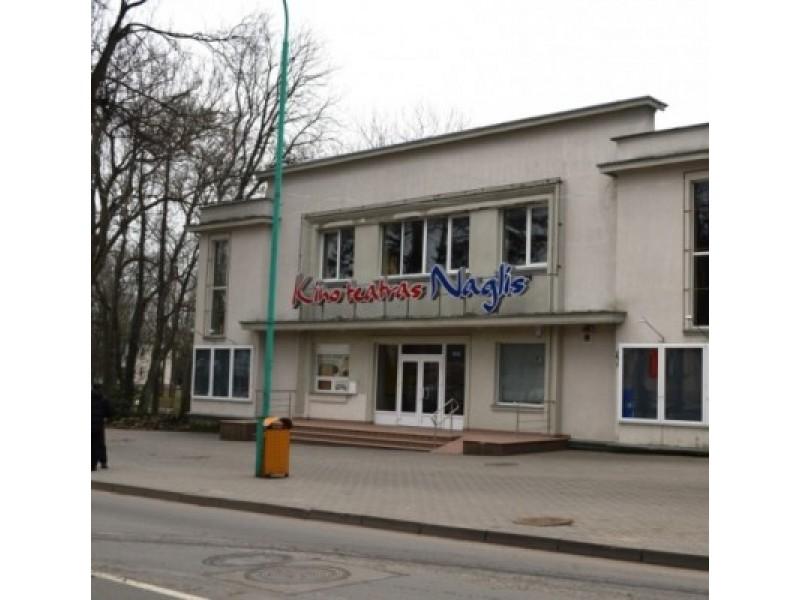 """Kino teatras """"Naglis"""": rekonstruos ar sunaikins?"""