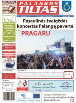 Palangos tilto laikraštis, Data: 2011-07-11, Numeris: 53 (997)