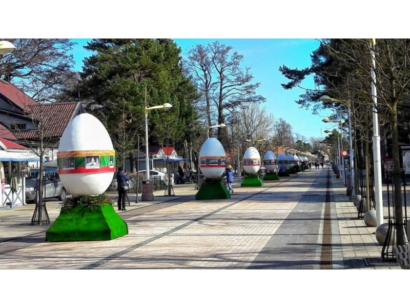 """Palangos dienų"""" mažasis jubiliejus – su originaliomis staigmenomis miestiečiams"""