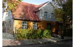 Namas su mezoninu mena M. K. Čiurlionį ir S. Kymantaitę-Čiurlionienę
