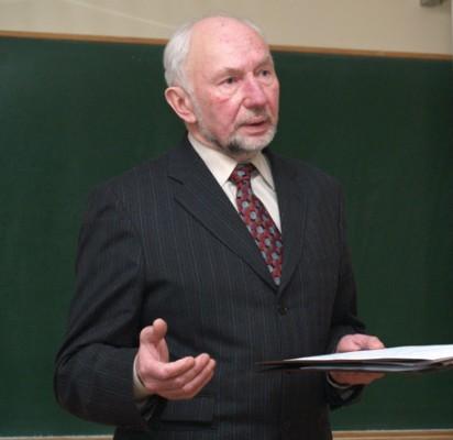 Lietuvos edukologijos universiteto (LEU) profesorius Libertas Klimka.