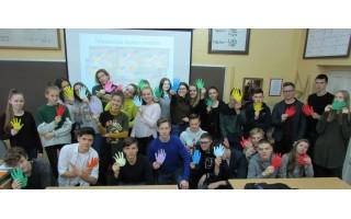 Tolerancijos diena Senojoje gimnazijoje