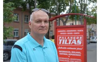 """Nauja Palangos sporto arena sugundė Vilniaus verslininką įsigyti """"Palangos"""" komandą"""