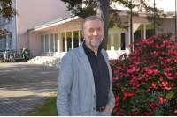 Senosios gimnazijos direktorius Leonas Šidlauskas dėl koronaviruso grėsmės dvi savaites dirbs nuotoliniu būdu