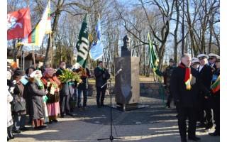 Vasario 16-ąją palangiškiai šventė valstybės gimimo dieną
