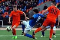 """Ketvirtajame ture – rezultatyvios FK """"Palanga"""" lygiosios"""