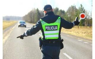 Palangoje iš BMW išlipęs vyras dėjo į kojas: patruliai susivokė, kad vytis verta