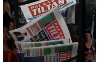 """""""Palangos tiltas"""" tapo pagrindiniu miesto laikraščiu – ir toliau eis dukart per savaitę"""