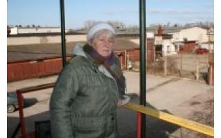 Neradusi užuovėjos Taryboje, senjorė ją parklupdė teisme