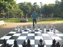 Eimutis Židanavičius kviečia žaisti šachmatais