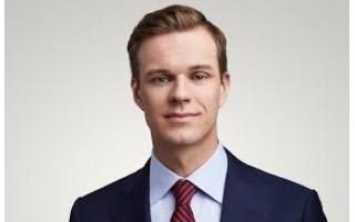 TS-LKD pirmininkas Gabrielius Landsbergis klausimą dėl Šarūno Vaitkaus dalyvavimo Seimo rinkimuose nutylėjo