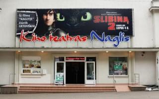 """Palangos """"Naglio"""" kino teatras taps regionine filmoteka"""