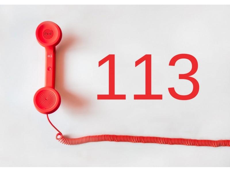 113, naujas trumpasis Greitosios medicinos pagalbos numeris - nuo lapkričio 26 d