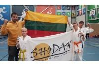 Julijai – kelialapis į Europos čempionatą, sėkmingi startai – Olandijoje