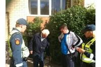 """Vamzdžius nuo """"Palangos butų ūkio"""" gynė padedant policijai"""