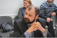 Danas Paluckas balsuos už Antano Vinkaus pašalinimą iš partijos