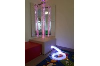 """""""Žilvine"""" įrengtas multisensorinis kambarys vaikams su autistiško spektro bei kitais raidos sutrikimais"""