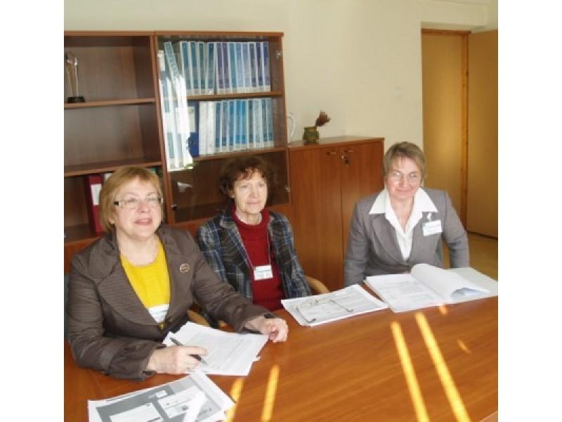 E. Kuznecova, O Gaudutienė, S. Bagdonienė pristatė mokesčių deklaravimo sistemos naujoves.