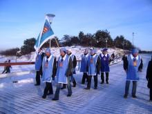 Prieš pasirašydami šį dekretą Stintų ordino kavalieriai domėjosi, kaip Lietuvos kultūros sostinė Palanga rengiasi arėjančiai šventei.