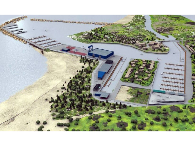 Šventosios jūrų uostą siūloma valdyti Palangos savivaldybės įsteigtai uosto direkcijai