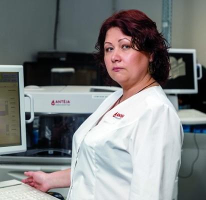 Gydytoja Eglė Marciuškienė