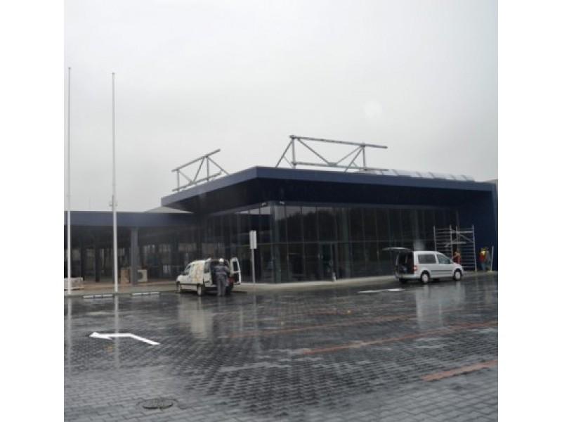 Naujoji Palangos autobusų stotis nustebins išskirtiniais sprendimais