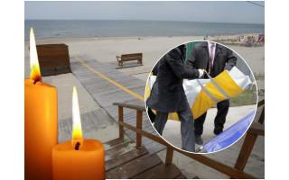 Mirtis pajūryje šienauja penkiasdešimtmečius vyrus, kaunietę poilsiautoją mirtis pakirto bėgančią Palangos paplūdimiu