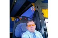 """Arvydas Monstavičius: """"Visuomet saugiausia yra važiuoti su autobuso vairuotoju"""""""