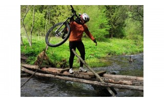 Kelionė per Lietuvą dviračiu -  1000 km per 6 dienas