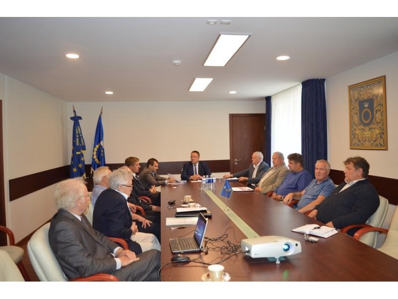 Šventosios uosto atstatymo projektui siūloma teikti prioritetą