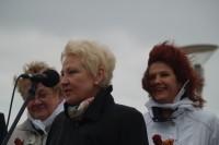Po Baltijos valstybių parlamentų vadovių apsilankymo Palangos tiltas tapo Draugystės tiltu