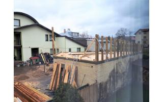 """Po """"Palangos tilto"""" įsikišimo Savivaldybė dėl statybų Smilčių g. 61 kreipėsi į Statybos inspekciją"""