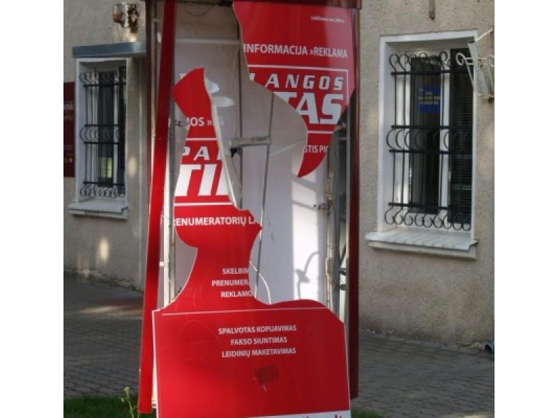 """Po straipsnių apie Raimundą Palaitį – išpuolis prieš   """"Palangos tilto"""" redakciją"""