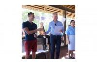 Dovydas Petrošius, Prezidento Gitano Nausėdos aplinkos žmogus:  Palangoje trūksta įvairesnių darbo vietų ir proveržio žaliosios energetikos srityje