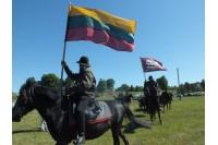 Istorinis žygis žirgais žemaitukais apie Lietuvą startuos Šventojoje