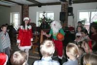 Kalėdų senio ir Snieguolės viešnagė pradžiugino 126 šeimas