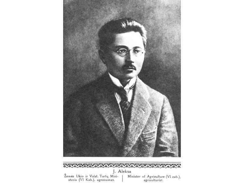 Jonas Pranas Aleksa