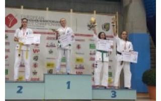 Palangiškiai Aistė Jankauskaitė ir Ronaldas Rusys – Europos čempionai