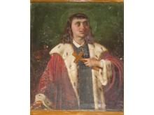 Šv. Kazimiero paveikslas. / K.Litvinienės nuotr.