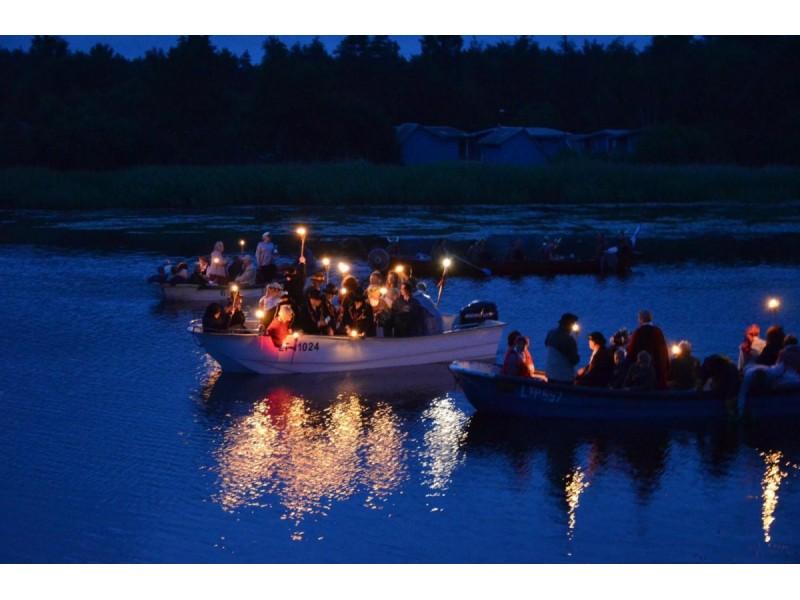 Šventoji kviečia švęsti Jonines, Palanga – pasimėgauti pirtimis