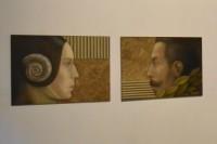 Pirmasis Kurhauzo meno kolekcijos eksponatas – grafų Tiškevičių portretai