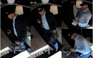 Palangos policijos pareigūnai prašo visuomenės pagalbos – padėti atpažinti nuotraukose užfiksuotą asmenį