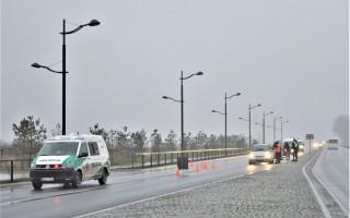 Praėjusią savaitę patikrinti 8305 į Palangą įvažiuojantys automobiliai – protokolai surašyti 58 vairuotojams