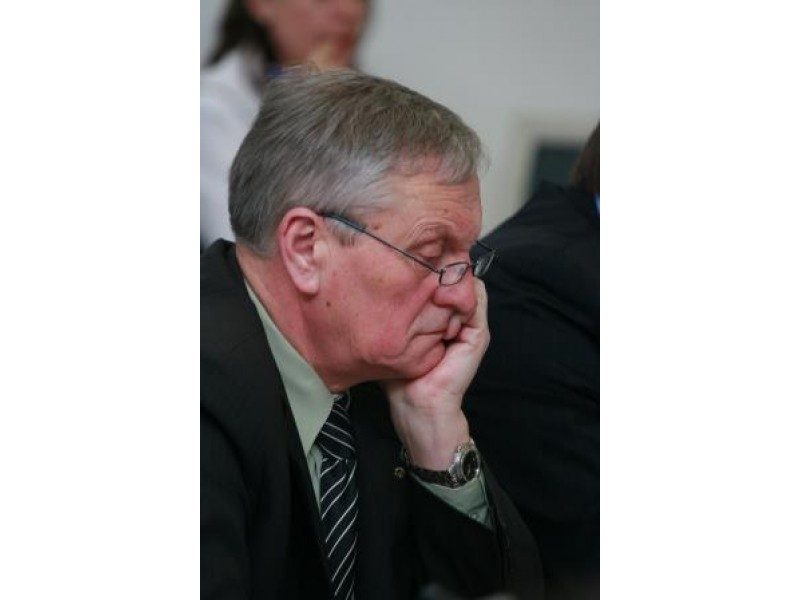 Antanas Mikalkėnas siūlomas į vicemero postą